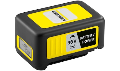 KÄRCHER Akku »Starter Kit Battery Power 36/25«, 36 V, 2,5 Ah, inkl. Ladegerät kaufen