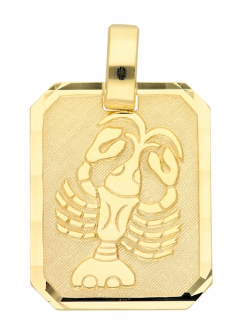 Adelia´s Kettenanhänger »333 Gold Sternzeichen Anhänger Krebs« kaufen