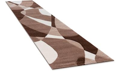 Paco Home Läufer »Diamond 664«, rechteckig, 18 mm Höhe, Teppich-Läufer, Kurzflor,... kaufen