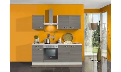 OPTIFIT Küchenzeile »Vigo«, mit E-Geräten, Breite 210 cm kaufen