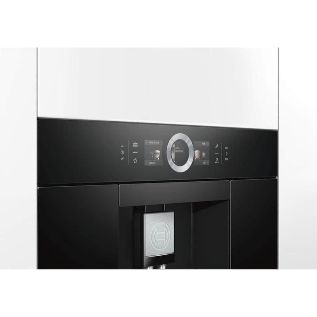 BOSCH Einbau-Kaffeevollautomat »CTL636EB6«