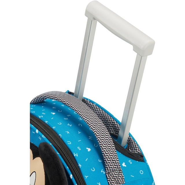 "Samsonite Trolley ""Disney Ultimate 2.0, Gr. 49 cm, Mickey Letters"", 2 Rollen"