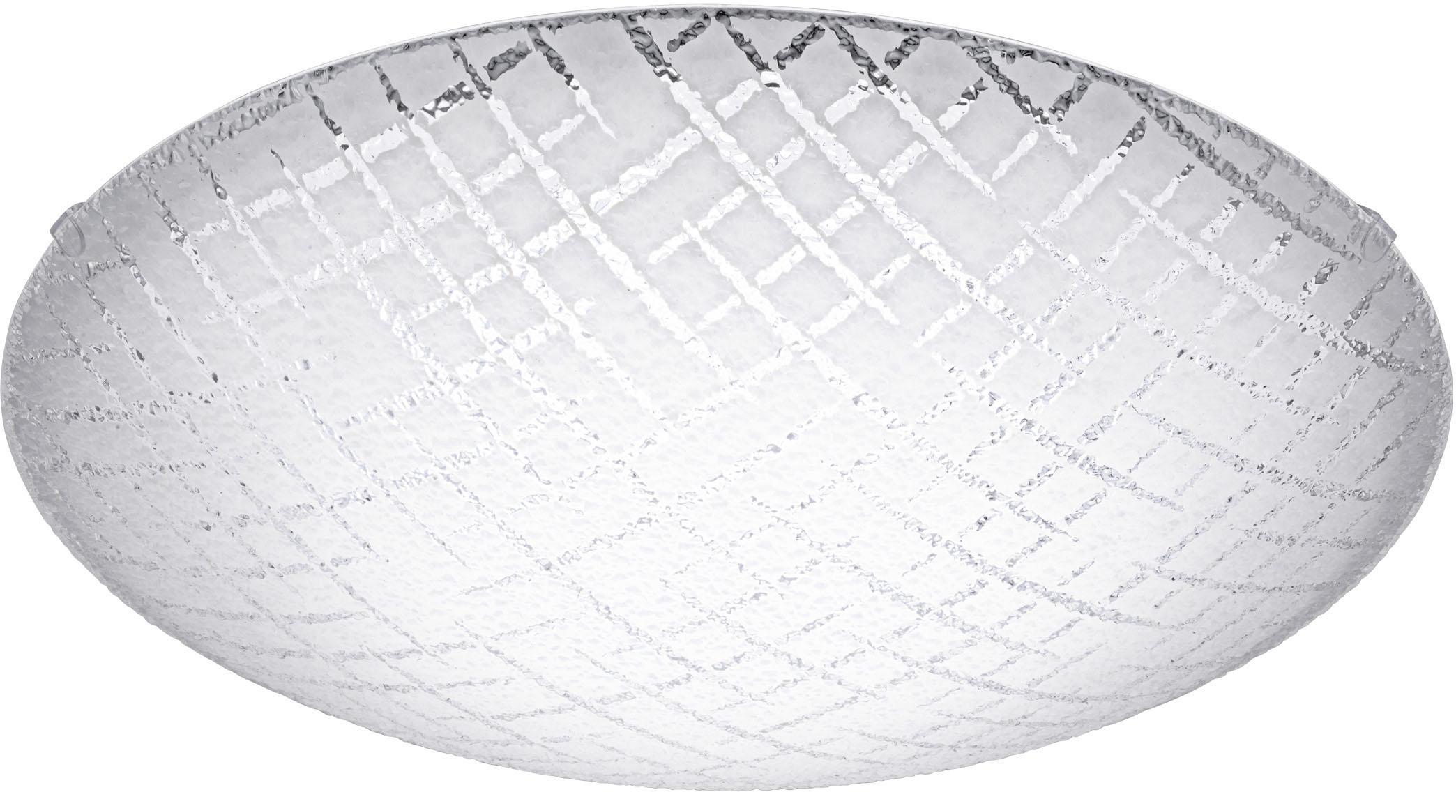 EGLO Deckenleuchte RICONTO 1, LED-Board, Warmweiß, LED tauschbar