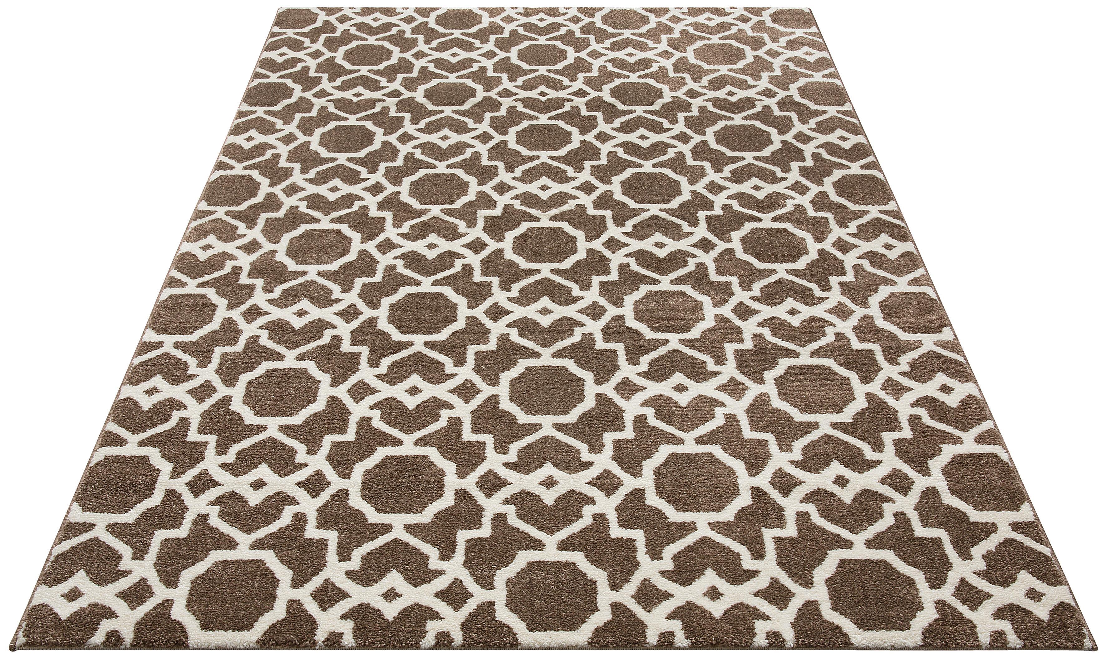 Teppich Amsterdam Guido Maria Kretschmer Home&Living rechteckig Höhe 13 mm maschinell gewebt