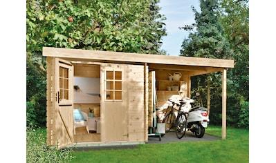 Kiehn-Holz Gartenhaus »Schüberg 1« kaufen