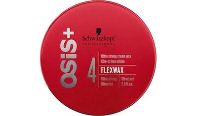 """Schwarzkopf Professional Haarwachs """"OSiS+ Flexwax"""", extra starker Halt kaufen"""