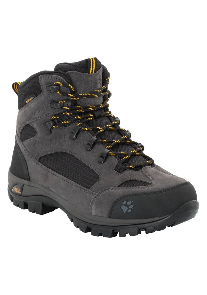Jack Wolfskin Trekkingschuh ALL TERRAIN 8 TEXAPORE MID M | Schuhe > Outdoorschuhe > Trekkingschuhe | Grau | Jack Wolfskin