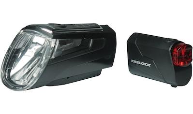 Trelock Fahrrad-Frontlicht »LS 560 I-GO CONTROL«, (Set, Front- und Rücklicht) kaufen