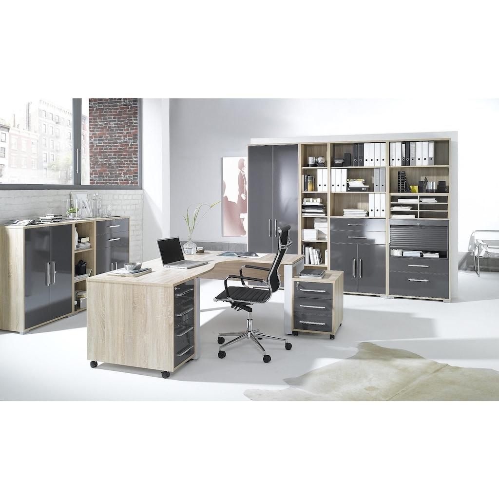 Maja Möbel Büro-Set »1203«, (Set, 10 St.)