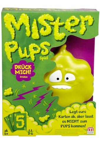 Mattel games Spiel »Mister Pups« kaufen