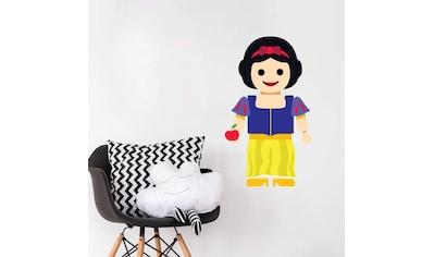 Wall-Art Wandtattoo »Spielfigur Schneewittchen« kaufen