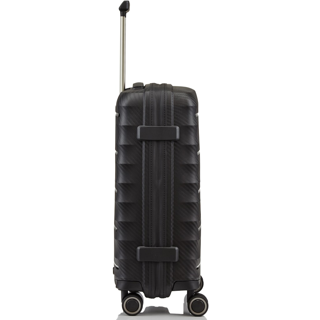 TITAN® Hartschalen-Trolley »Highlight, 55 cm«, 4 Rollen