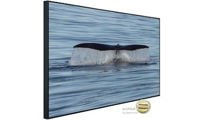 Papermoon Infrarotheizung »Walflosse«, sehr angenehme Strahlungswärme kaufen