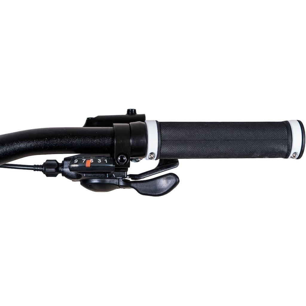 Chrisson Fatbike »Fat Three«, 9 Gang, Shimano, Acera RD-M360-SGS Schaltwerk, Kettenschaltung