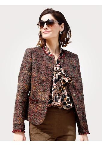 Mona Blazer aus hochwertigem Bouclé kaufen