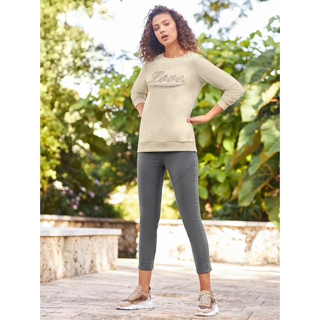 Bauchweg-Jeans Amirela mit Push-up Effekt