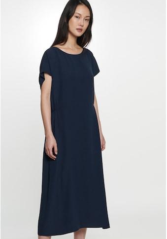seidensticker Sommerkleid »Schwarze Rose«, Ohne Arm U-Boot Uni kaufen