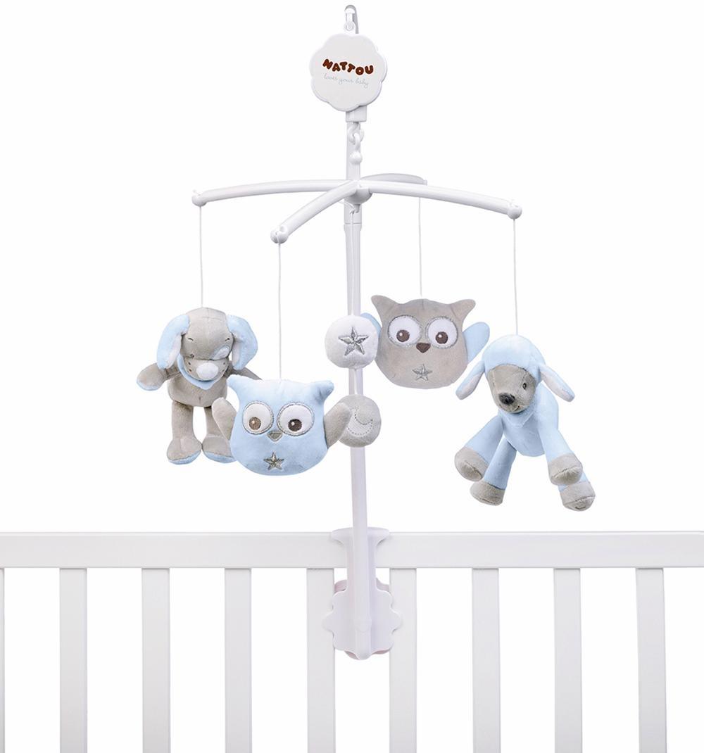 """Nattou Mobile """"Sam & Toby"""" Kindermode/Spielzeug/Baby & Kleinkind/Mobiles"""