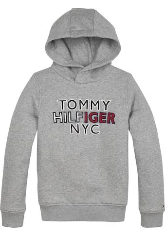 TOMMY HILFIGER Kapuzensweatshirt »TH NYC GRAPHIC HOODIE« kaufen