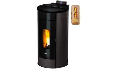 FREEPOINT Pelletofen »Globe airtight«, Stahl, 11 kW, Dauerbrand, inkl. 15 kg Firestixx Holzpellets kaufen