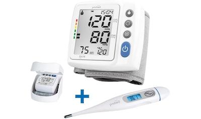 promed Handgelenk-Blutdruckmessgerät »HGP-30«, mit Fieberthermometer PFT-3.7 kaufen