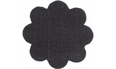 HANSE Home Fußmatte »Deko Soft«, blumenförmig, 7 mm Höhe, Fussabstreifer, Fussabtreter, Schmutzfangläufer, Schmutzfangmatte, Schmutzfangteppich, Schmutzmatte, Türmatte, Türvorleger, saugfähig, waschbar kaufen