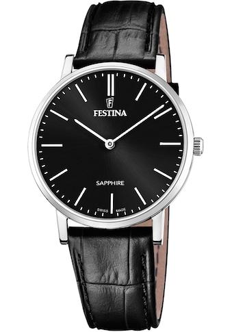 Festina Schweizer Uhr »Festina Swiss Made, F20012/4« kaufen