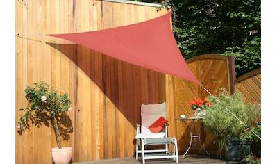 FLORACORD Sonnensegel Schenkellänge: 300 cm kaufen