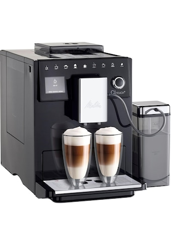 Melitta Kaffeevollautomat Melitta® CI Touch® F 630 - 102, schwarz, 1,8l Tank, Kegelmahlwerk kaufen