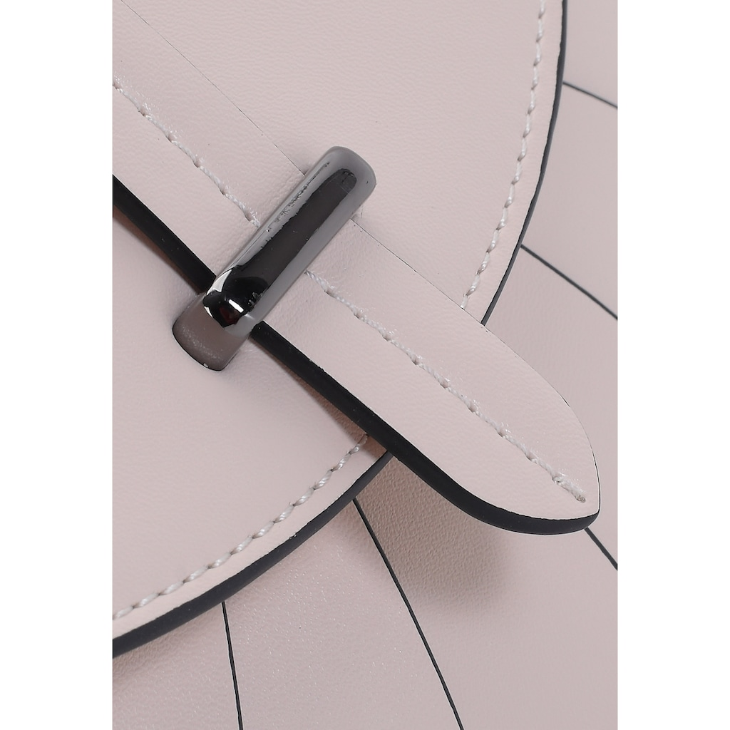 ekonika Schultertasche »ALLA PUGACHOVA«, aus echtem Leder