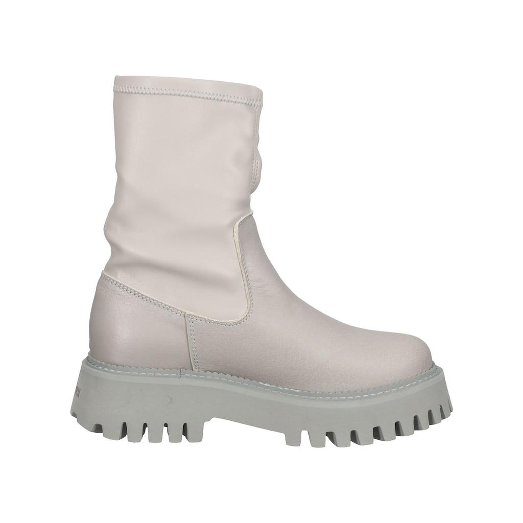 Bronx Stiefel »Leder/Textil«