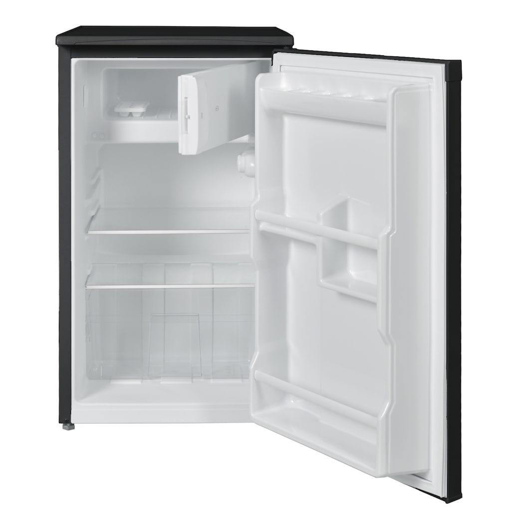 Telefunken Kühlschrank mit Gefrierfach (81 Liter / schwarz) »CF-32-150-B«