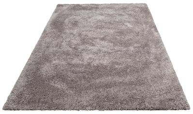Leonique Hochflor-Teppich »Floris«, rechteckig, 30 mm Höhe, Besonders weich durch Microfaser, Wohnzimmer kaufen