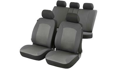 WALSER Set: Autositzbezug »ZIPP IT Premium Manhay «, mit Reißverschluss - System kaufen