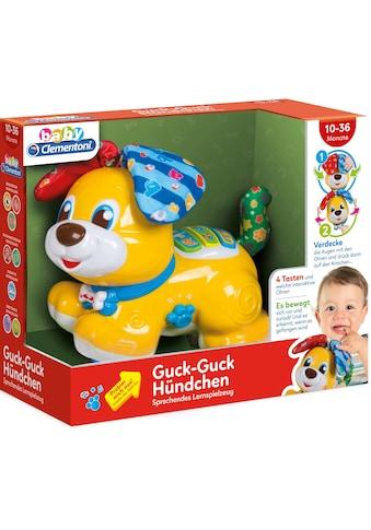 """Clementoni® Spielfigur """"Baby, Guck - Guck Hündchen"""" kaufen"""
