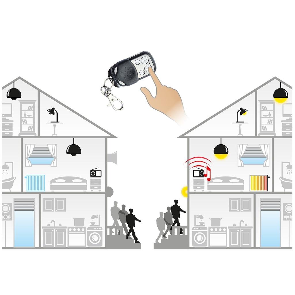 Schwaiger Fernbedienung für eine intelligente Hausautomation