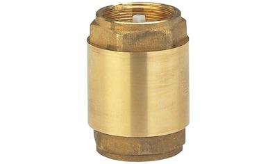 """GARDENA Rückschlagventil »07232-20«, Zwischenventil Messing, 42 mm (1 1/4"""") kaufen"""