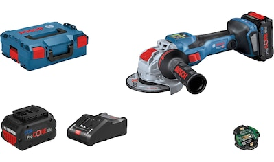 Bosch Professional Akku-Winkelschleifer »GWX 18V-15 SC Professional«, leistungsstark kaufen