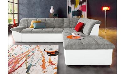 DOMO collection Ecksofa »Splash«, wahlweise mit Schlaffunktion kaufen