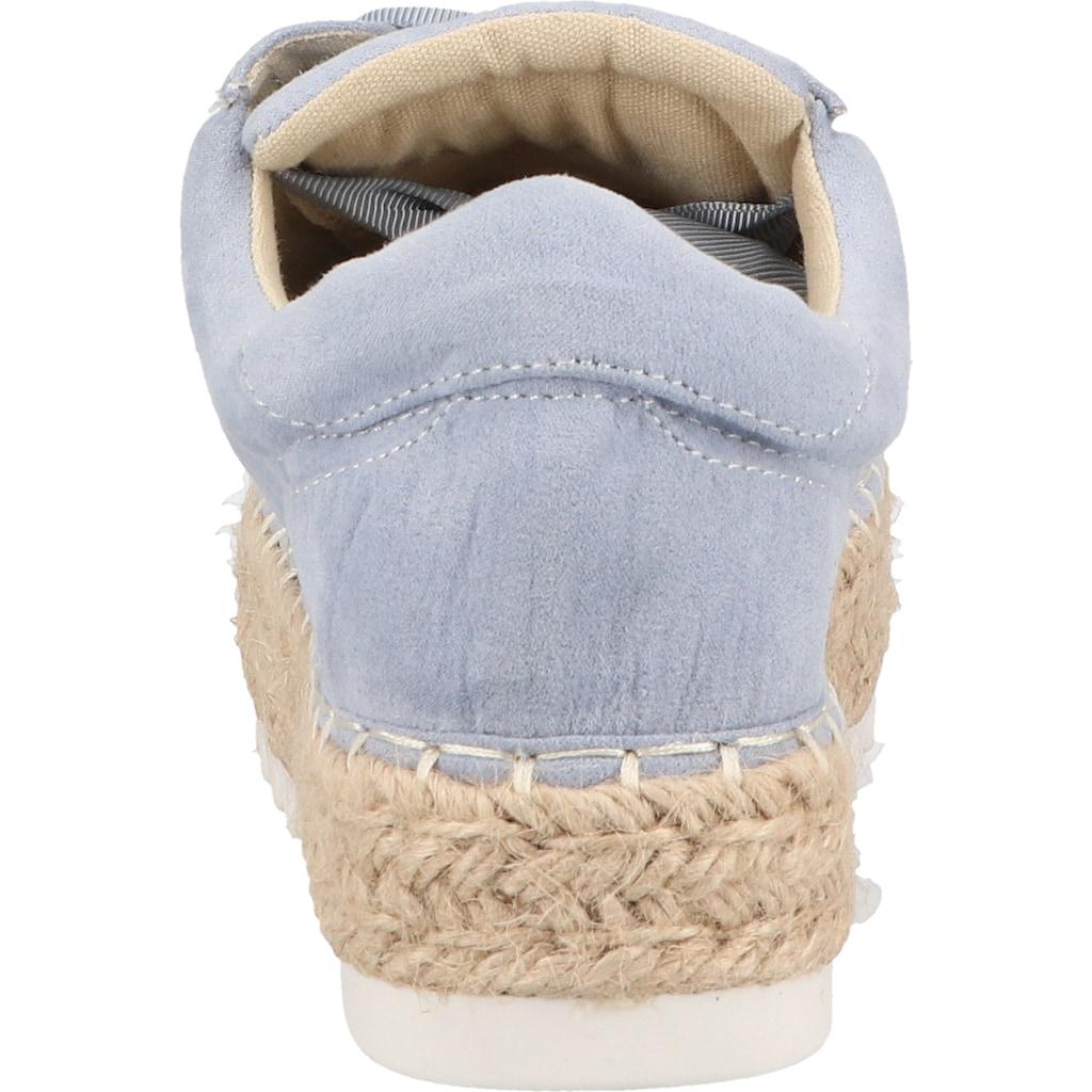 Bullboxer Schnürschuh »Textil«
