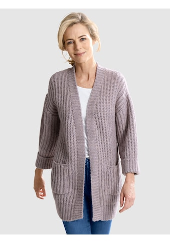 Dress In Strickjacke, in offener Form kaufen