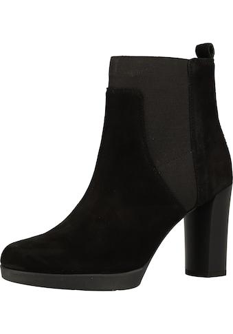 Geox High - Heel - Stiefelette »Veloursleder« kaufen