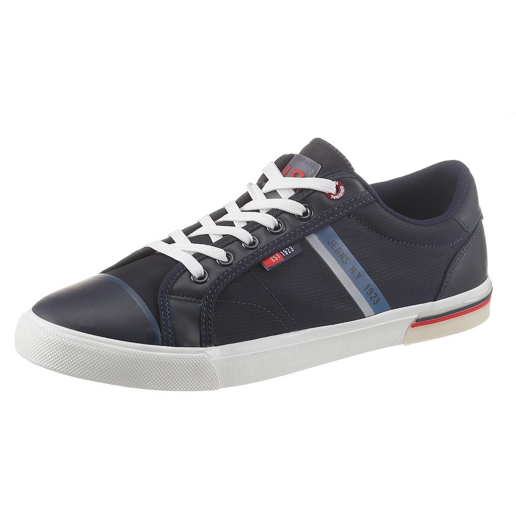 H.I.S Sneaker, mit Kontrast-Details
