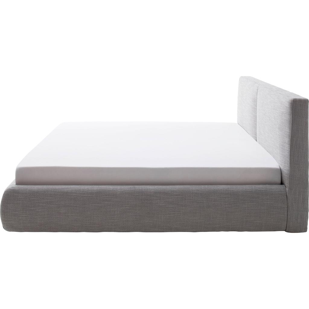 meise.möbel Polsterbett, Wahlweise mit Lattenrost, Matratze und Bettkasten