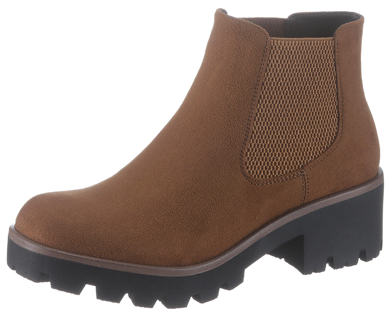 Rieker Chelseaboots | Schuhe > Boots > Chelsea-Boots | Braun | Rieker