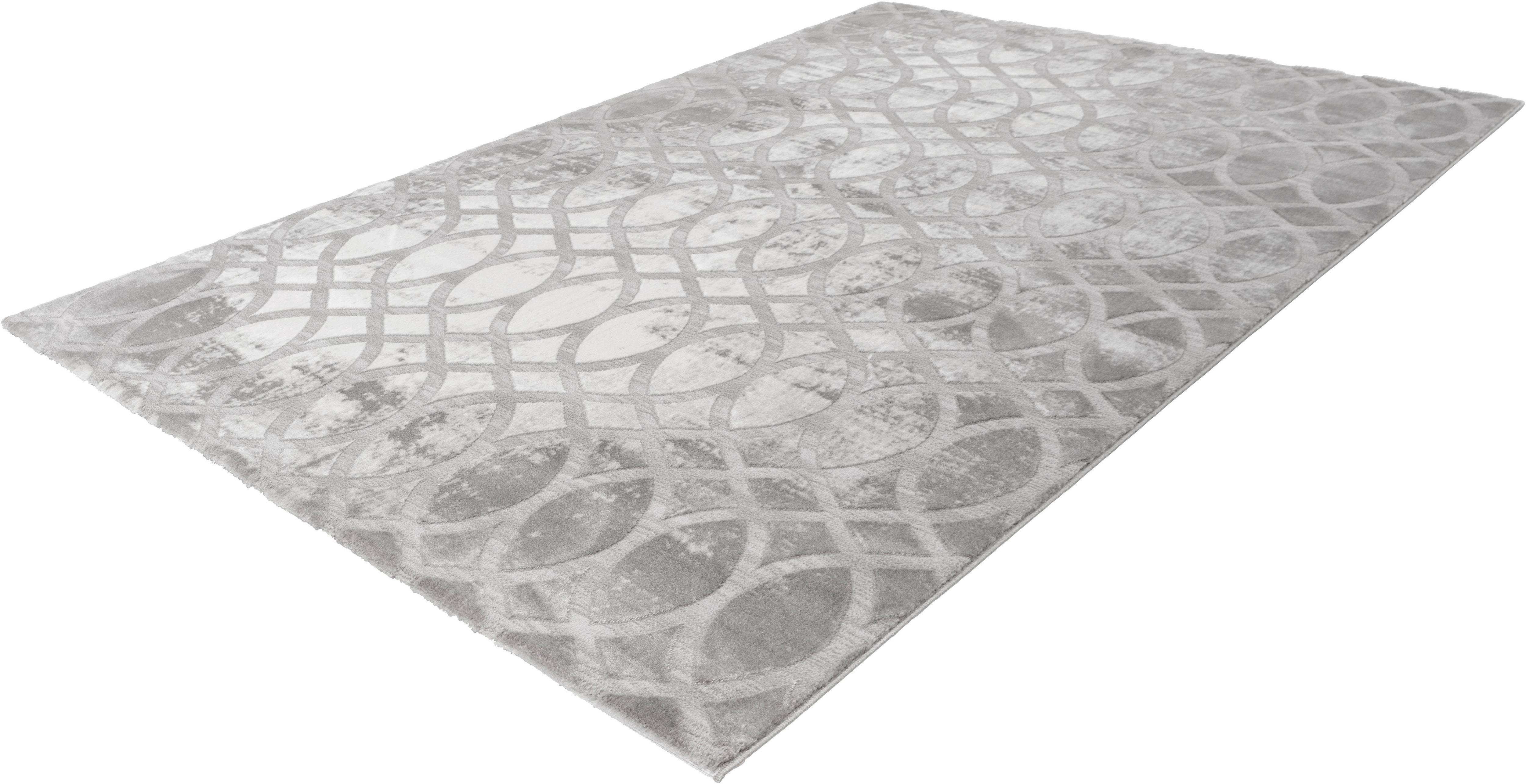 Teppich Varda 609 calo-deluxe rechteckig Höhe 14 mm maschinell gewebt