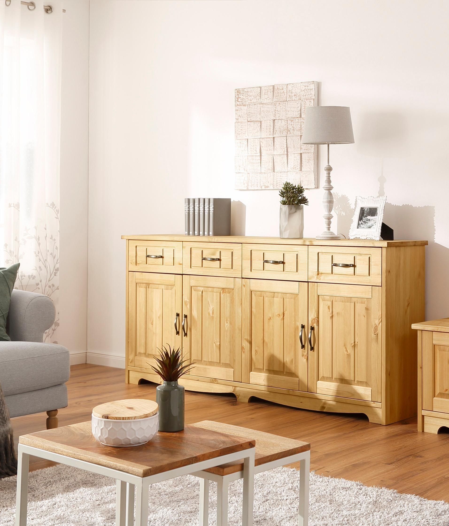 Home affaire Sideboard »Trinidad« Breite 194 cm