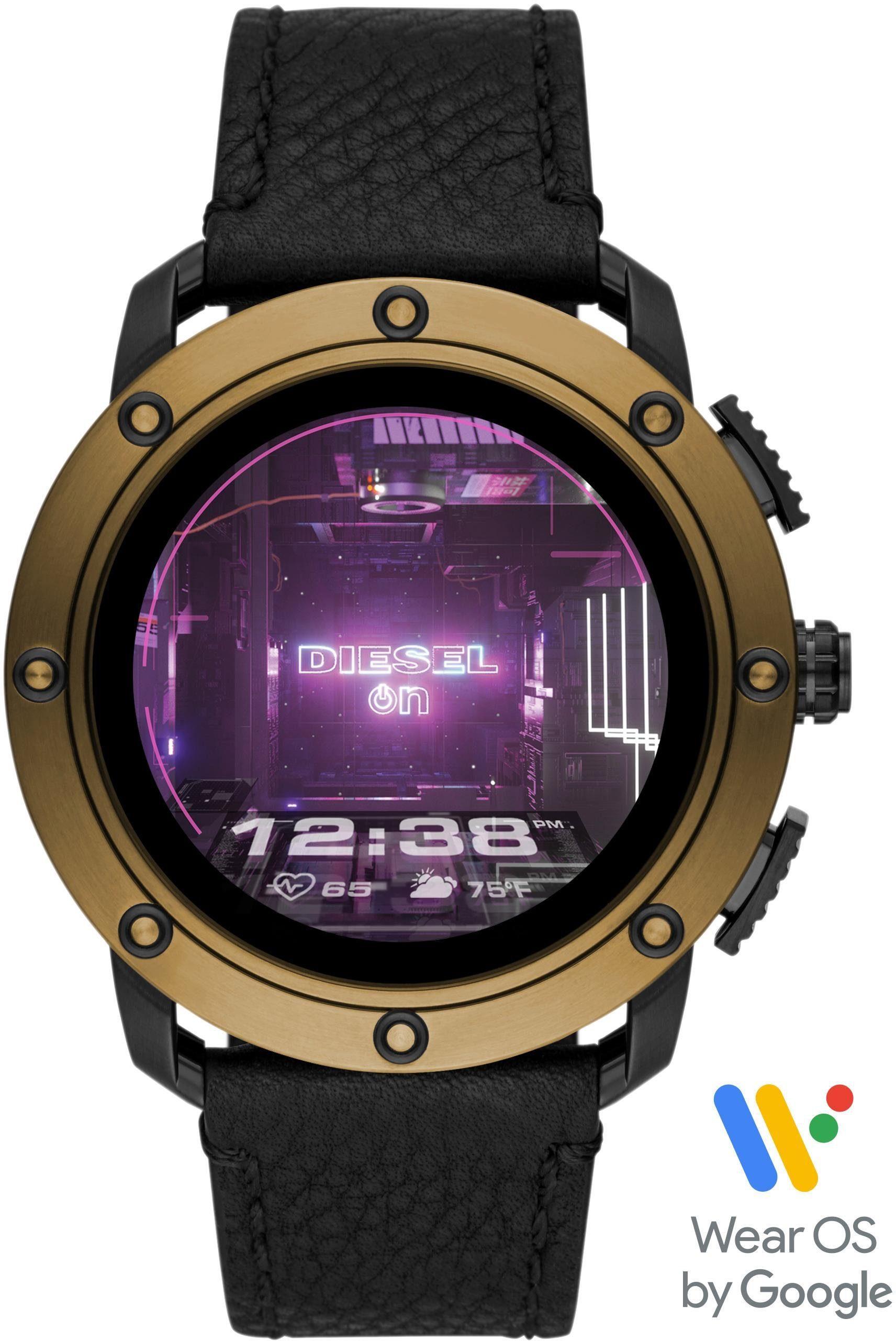 DIESEL ON AXIAL DZT2016 Smartwatch | Uhren > Smartwatches | Diesel On