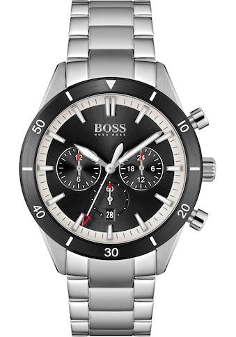 Boss Multifunktionsuhr »SANTIAGO, 1513862« kaufen