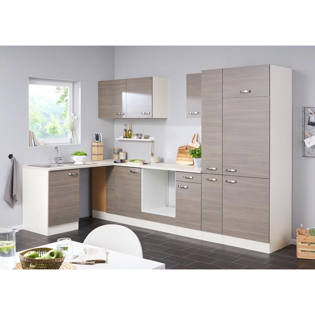 OPTIFIT Winkelküche »Vigo«, ohne E-Geräte, Stellbreite 300 x 175 cm
